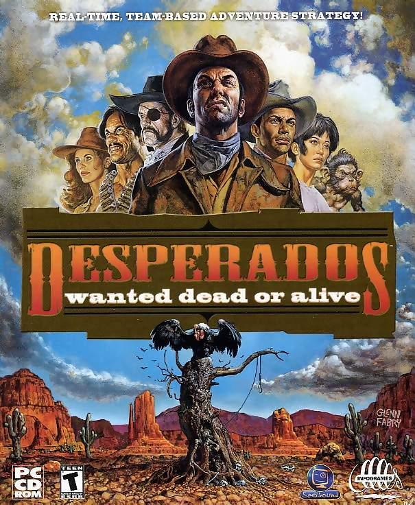 Desperados : Wanted Dead or