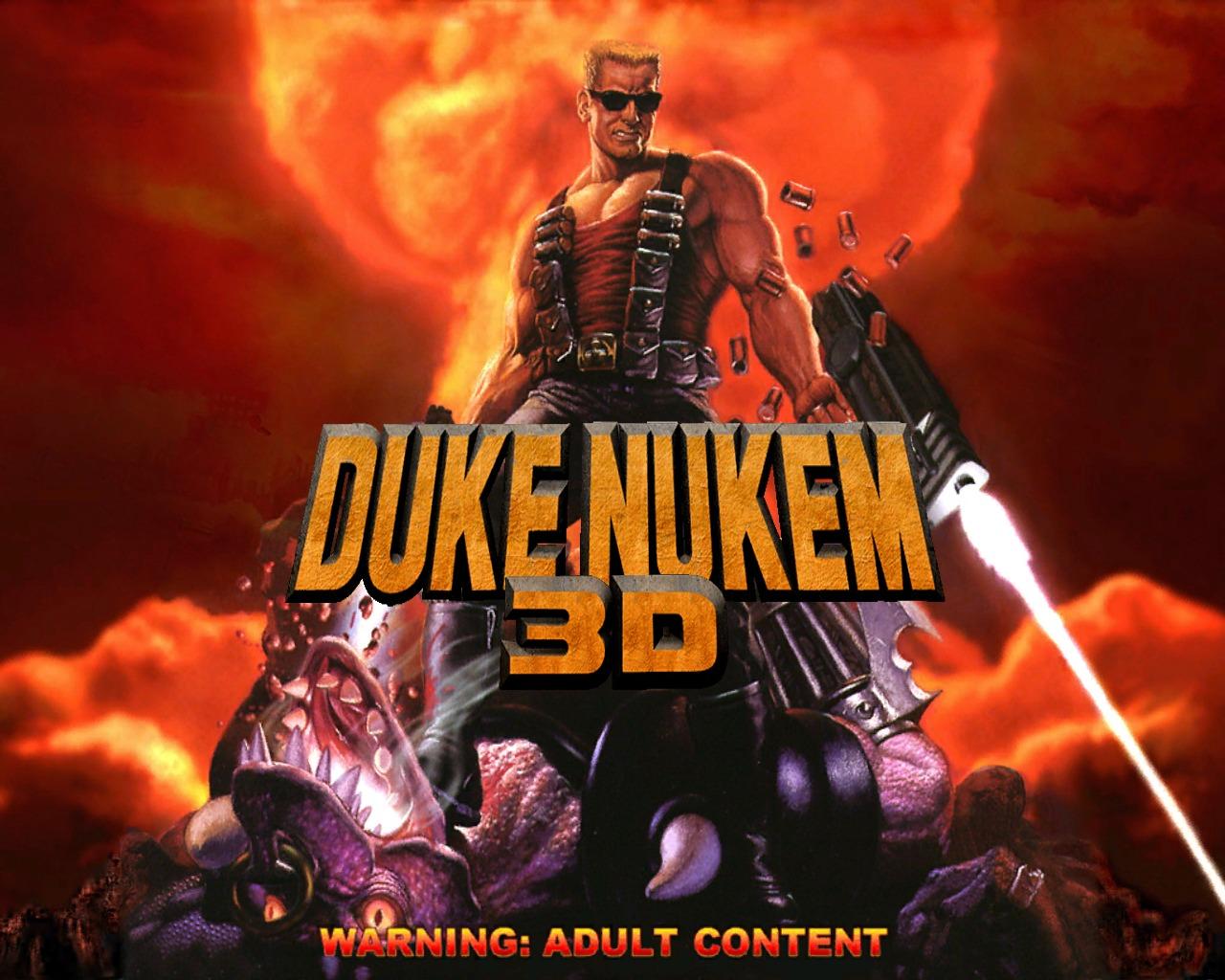 Je suis Bansaa Duke-Nukem-3D-Fond-d-ecran