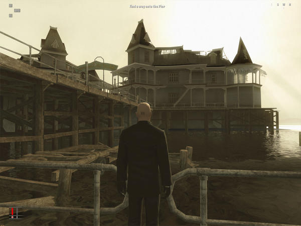Hitman Blood Money : Le port