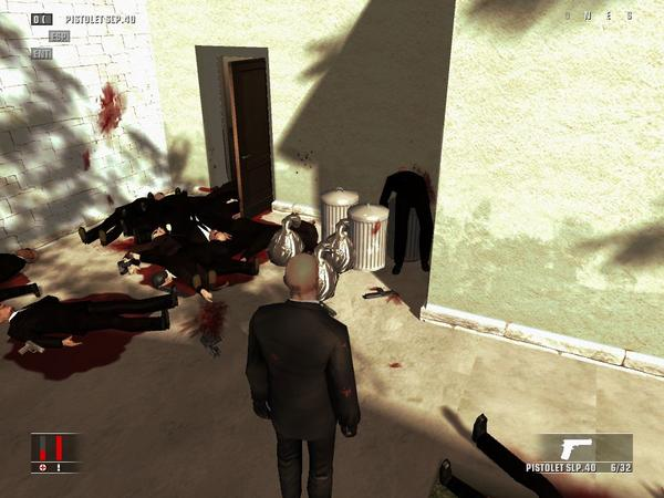 Hitman Blood Money : Un carnage