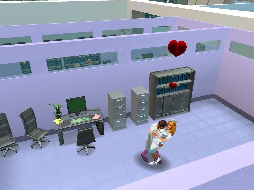 theme hospital vs hospital tycoon le refuge d 39 aerie 39 s guard