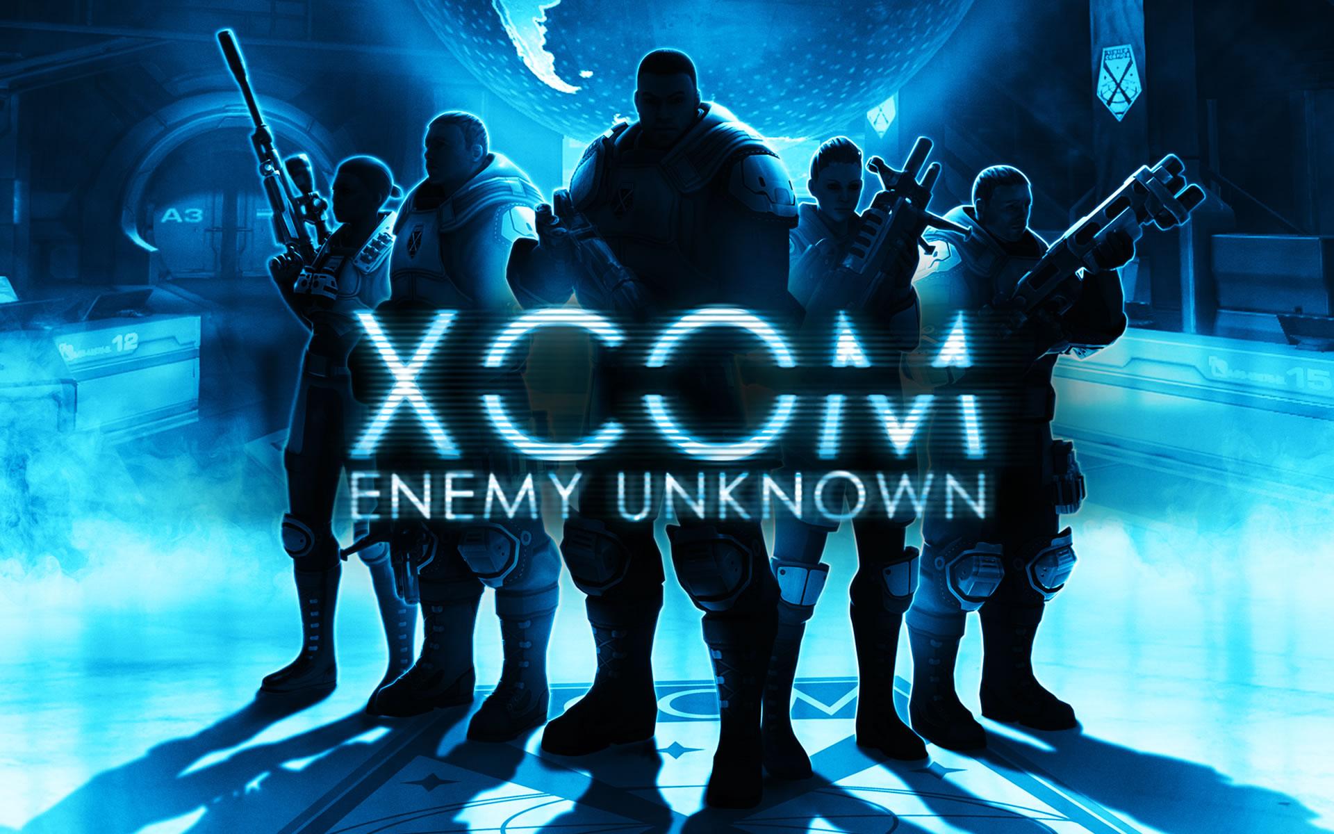 XCOM   Enemy Unknown  le reboot d X-COM   UFO Defense me rebuteXcom Enemy Unknown Logo Png